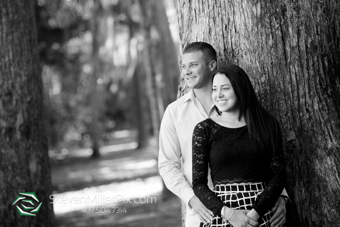 Orlando Wedding Photographers | Winter Park Engagement Session Photos