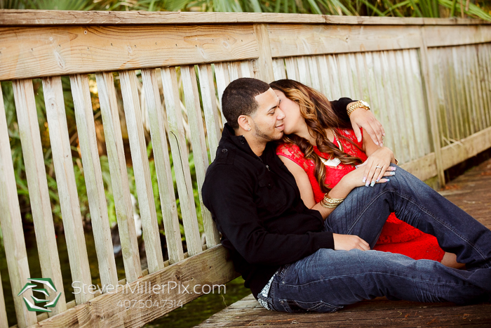 Orlando Wedding Photographers | Winter Park Engagement Photos