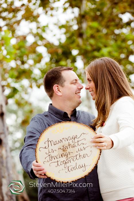 Engagement Photos in Celebration Florida | Steven Miller Photography
