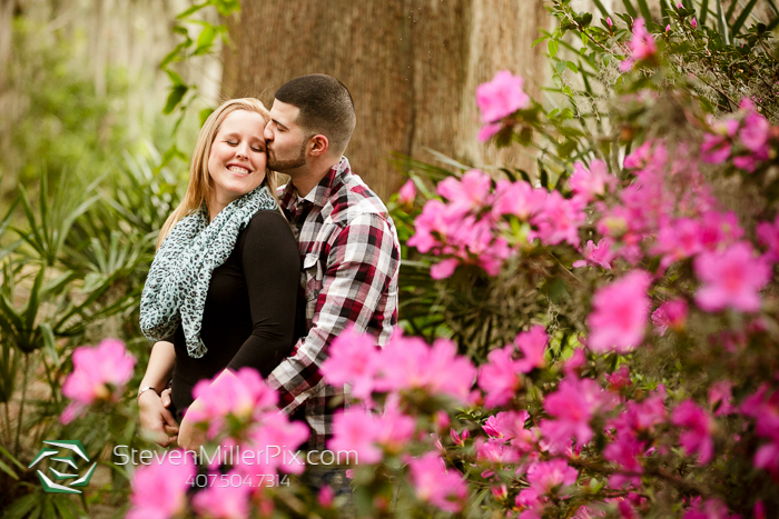Downtown Orlando Wedding Photographers | Winter Park Engagement Photos