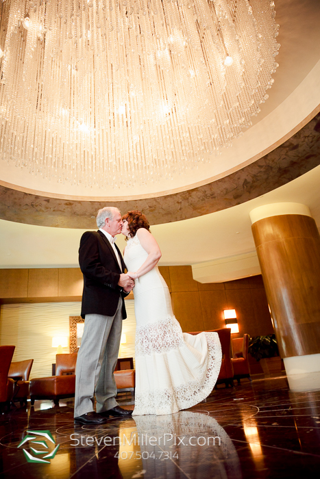 Hyatt Regency Orlando Weddings | International Drive Wedding Photographers