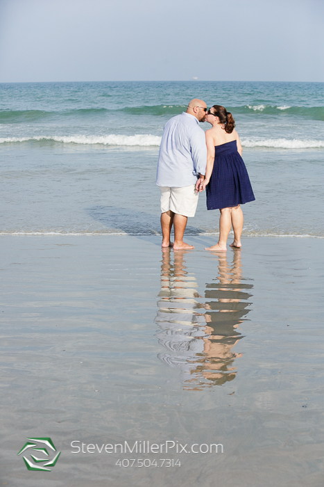 Cocoa Beach Engagement Photos | Steven Miller Photography