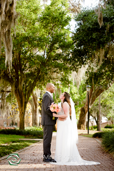Mead Gardens Wedding Photographers | Winter Park Weddings