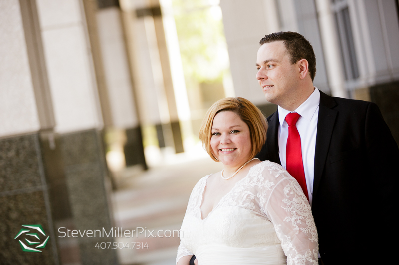 Downtown Orlando Courthouse Wedding Photographers | Steven Miller Photography
