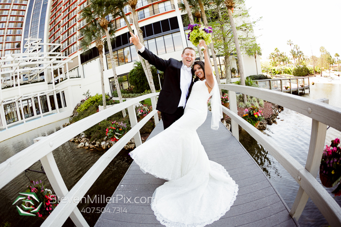 Orlando Wedding Photographers | Hyatt Regency Grand Cypress Weddings