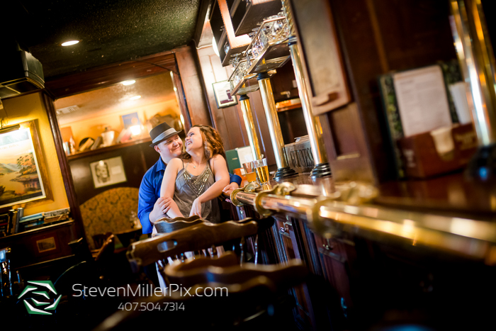 Orlando Wedding Photographers | Fiddler's Green Engagement