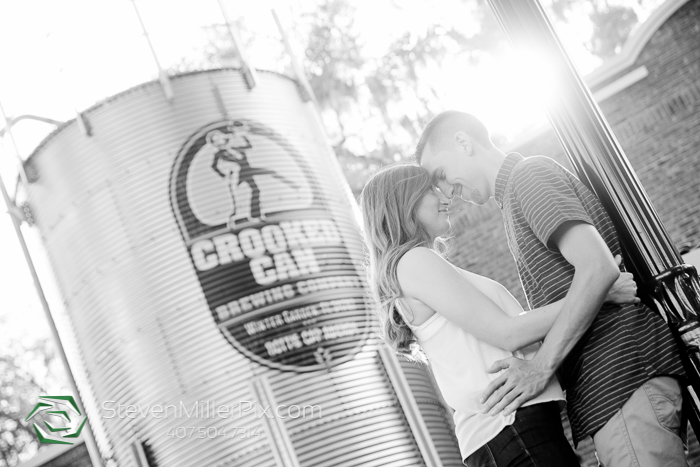 Winter Garden Wedding Photographers | Crooked Can Brewery
