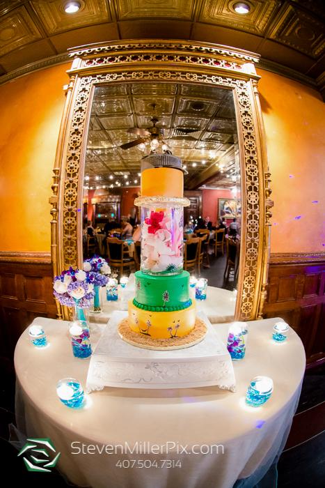 Ceviche Orlando Wedding Photographers | Downtown Orlando Weddings