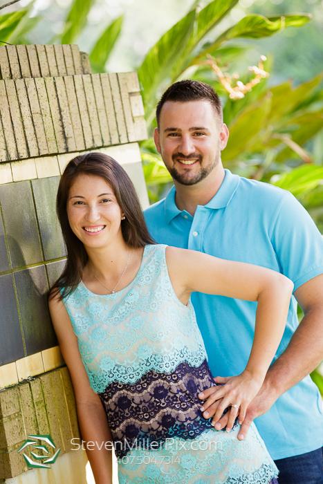 Orlando Wedding Photographers | Creative Engagement Photos