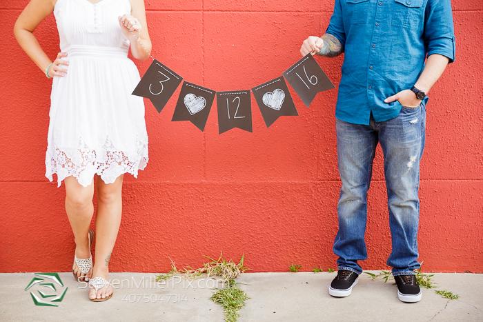 Winter Park Engagement | Crystal Ballroom Altamonte Weddings