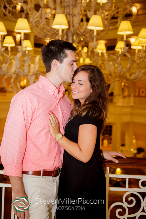 Disney World Surprise Proposal Photographers Steven Miller
