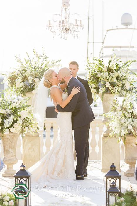 Westshore Yacht Club Wedding Photographers