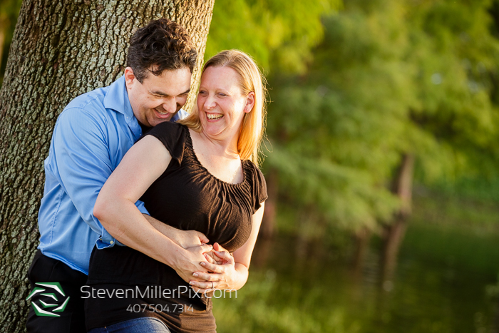 Cranes Roost Engagement Photographers