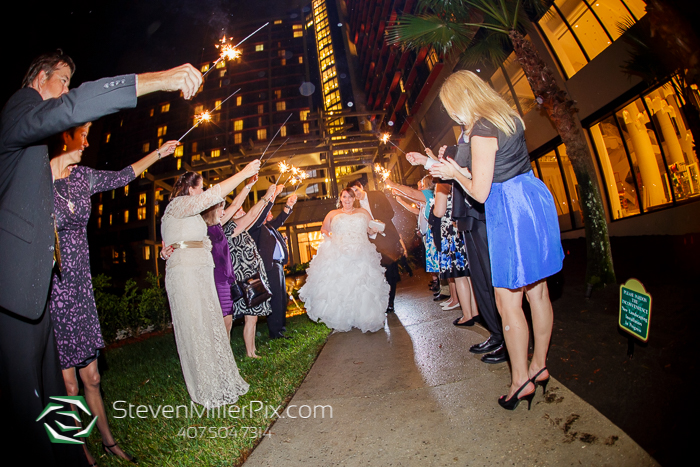 Orlando Wedding Photographer at Hyatt Orlando