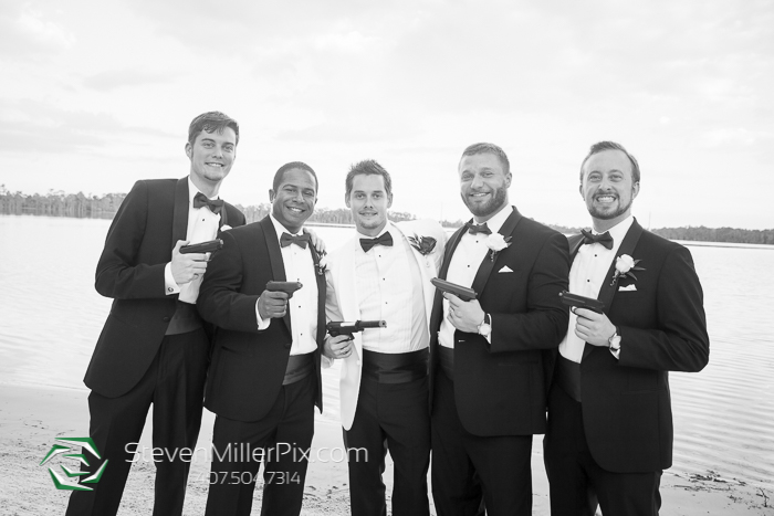 Paradise Cove Wedding Photographers | Orlando Wedding Photographer