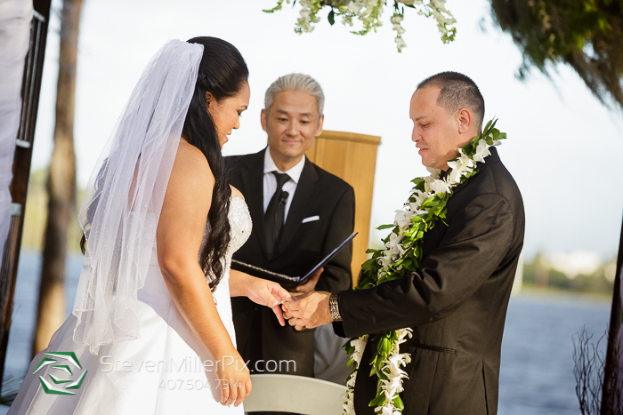 Paradise Cove Wedding Photographer Orlando