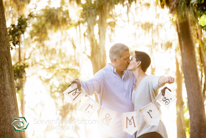 Winter Park Orlando Engagement Photographer