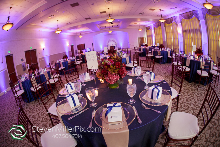 Orlando Lake Mary Events Center Wedding
