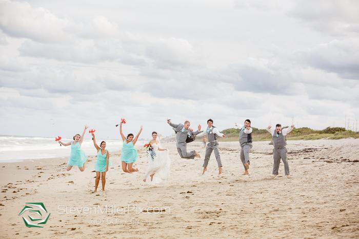 Crowne Plaza Melbourne Beach Wedding