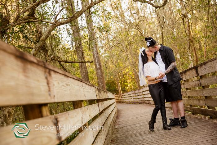 Lake Louisa State Park Engagement Photos