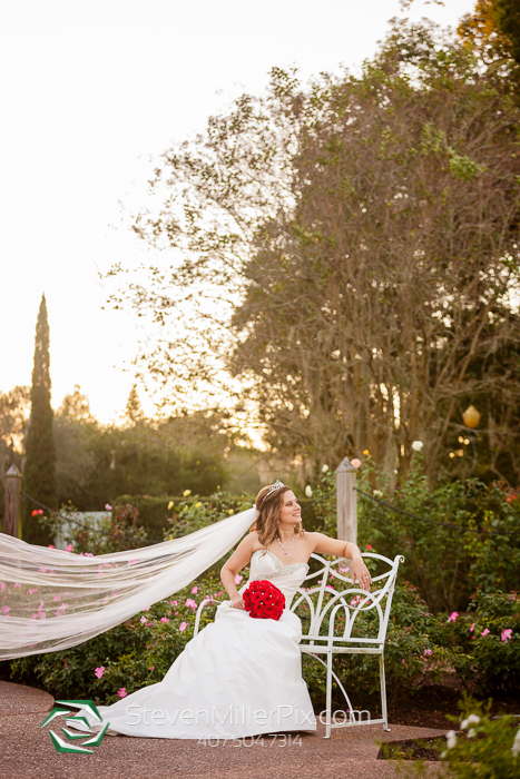 Orlando Leu Gardens Wedding Photographer
