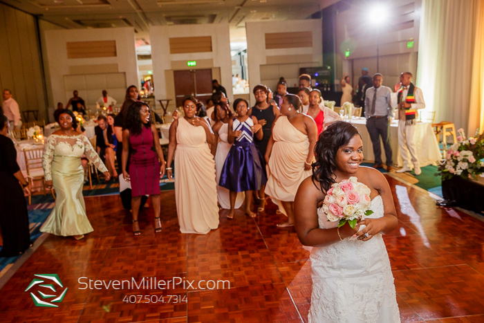 Orlando Wedding at Hyatt Regency Grand Cypress