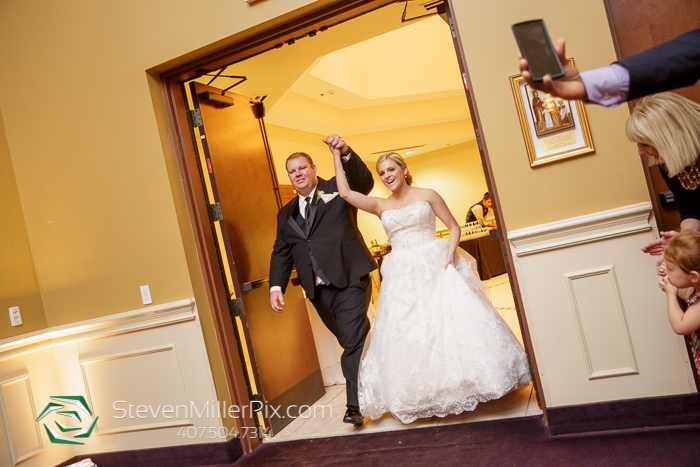 Holy Trinity Reception Center Wedding