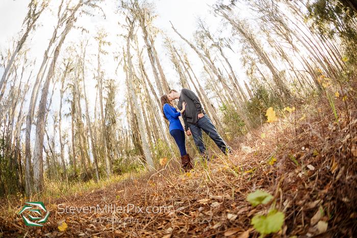 Lake Louisa Engagement Wedding Photographer