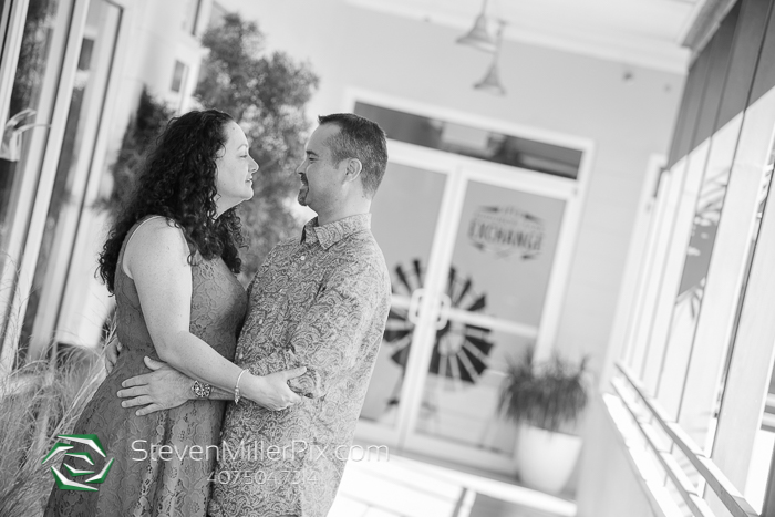 East End Market Engagement Photographer