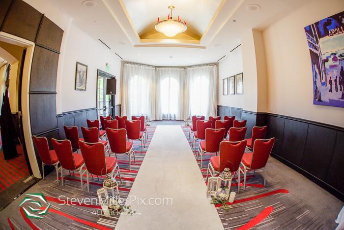 Hard Rock Hotel Orlando Wedding Photographers