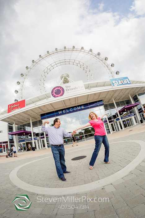 Engagement Session Orlando Eye Photographer