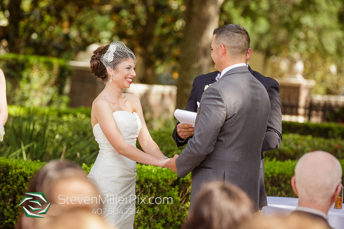Reunion Resort Kissimmee Wedding Photographers