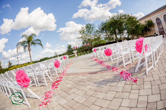 Rosen Shingle Creek Wedding Photographer