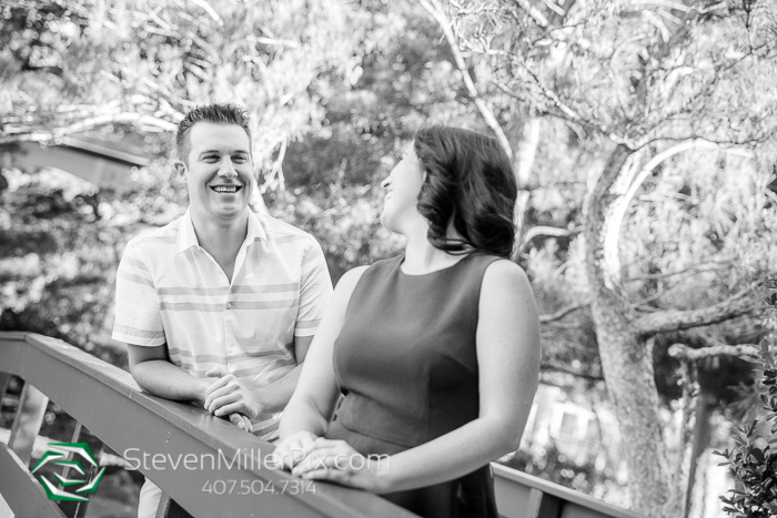 Paradise Cove Weddings | Lake Eola Park Photographers