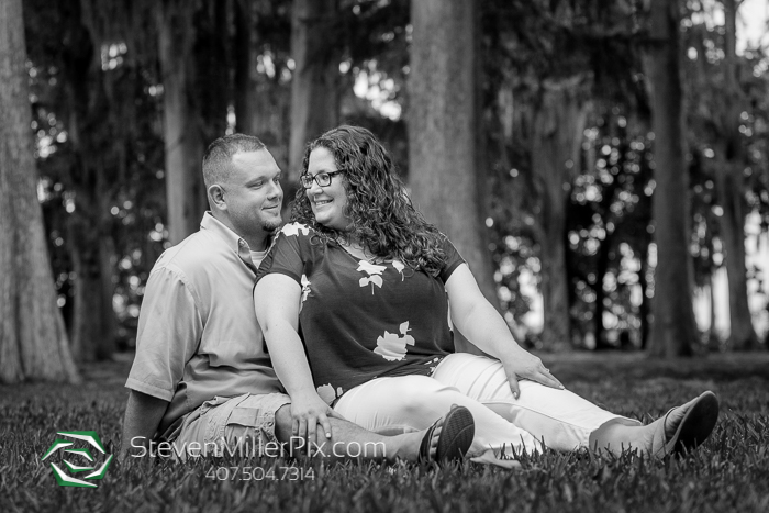 Winter Park Engagement Photographer Orlando