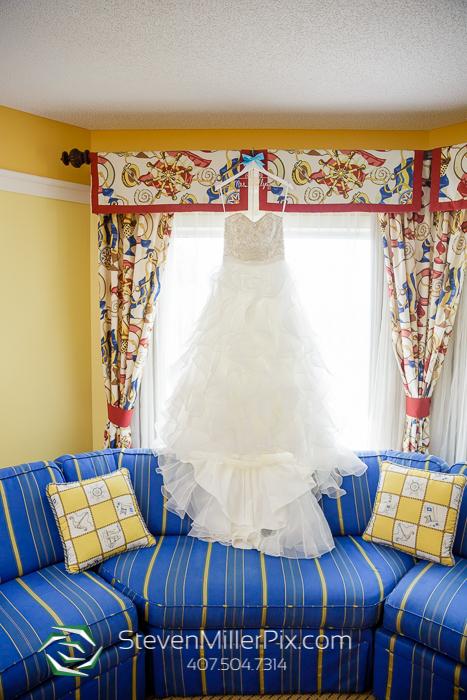 Disney Orlando American Adventure Epcot Weddings