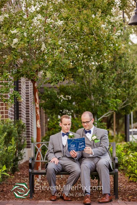 LGBT Same Sex Wedding Photographer Orlando