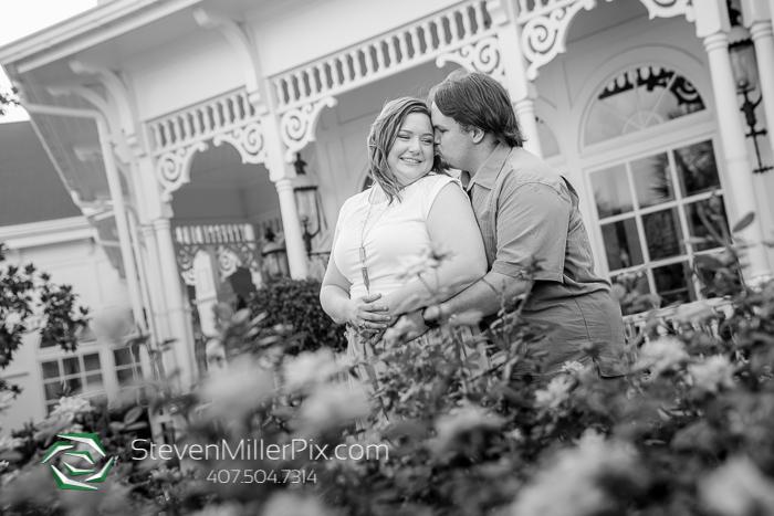Walt Disney World Engagement Photos