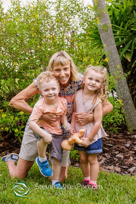 Merritt Island Family Portrait Photography