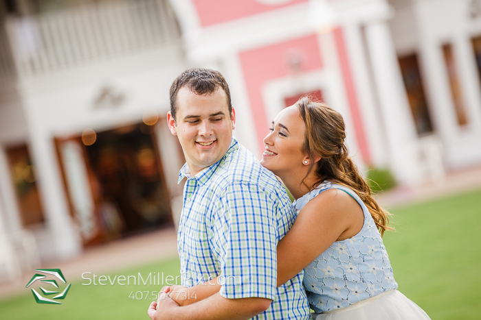 Disney Boardwalk Resort Engagement Photos