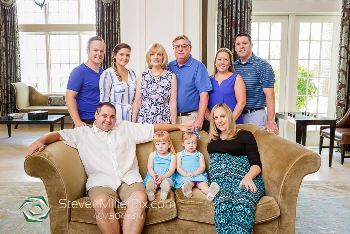 Reunion Resort Orlando Family Photographer