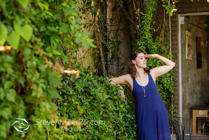 Audubon Park Garden District Engagement Photos