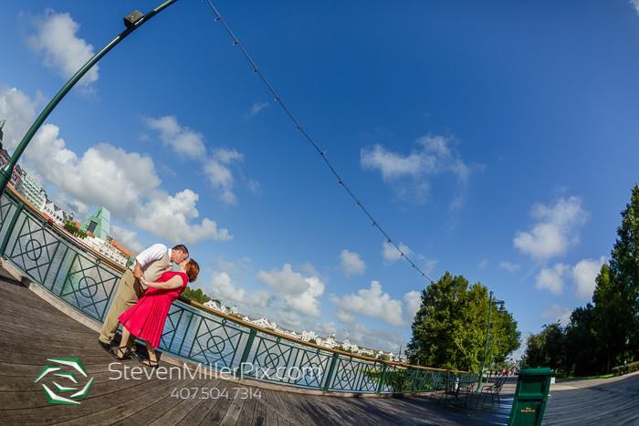 Disney Boardwalk Inn Wedding Photographers