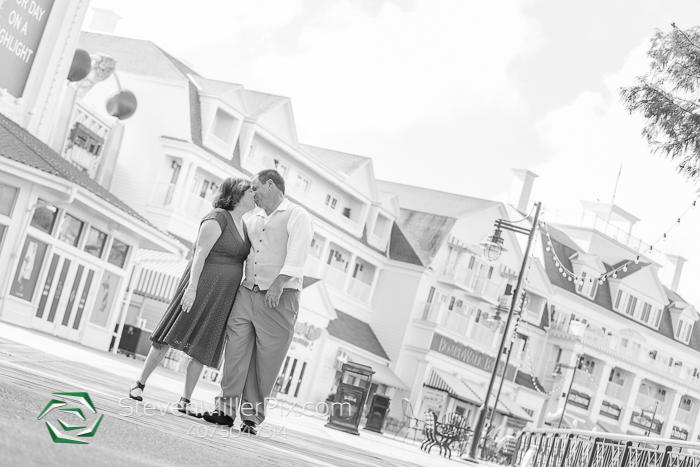 Disney Boardwalk Inn Wedding Photographers