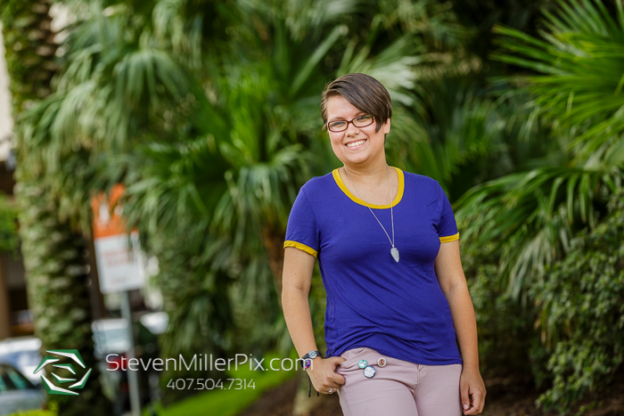 Senior Portraits Photographers in Orlando