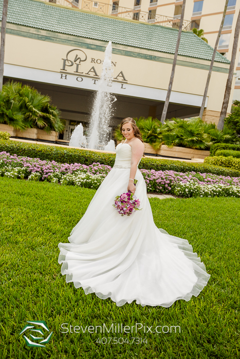 Rosen Plaza Hotel Weddings Orlando