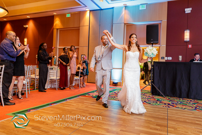 Crowne Plaza Universal Orlando Wedding Photographers