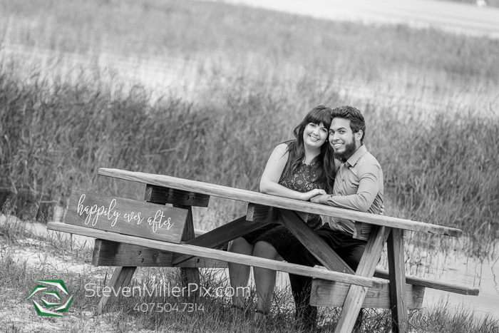 Lake Louisa State Park Engagement Weddings