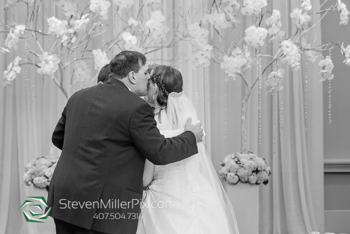 Rosen Centre Orlando Wedding Photographers