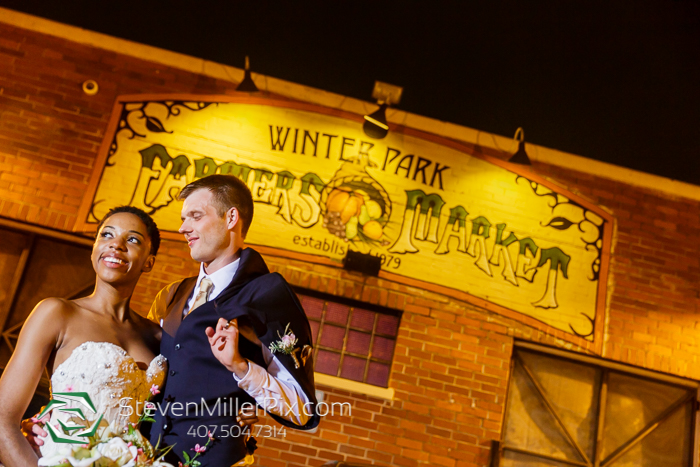 Winter Park Farmer's Market Weddings